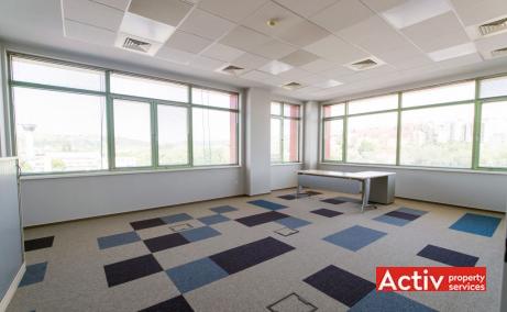 Amera Tower birou de închiriat Calea Baciului Cluj-Napoca imagine interior lift
