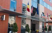 Olimpia Business Center spațiu de birouri Cluj-Napoca fotografie intrare in clădire
