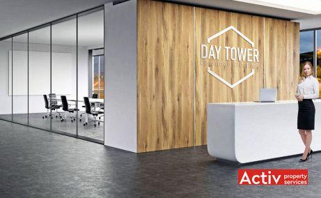 DAY TOWER birou de închiriat ultracentral Unirii proiecție recepție