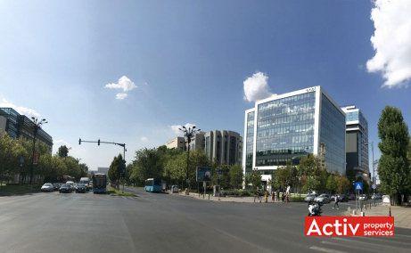 DAY TOWER închirieri spații de birouri central Mircea Vodă