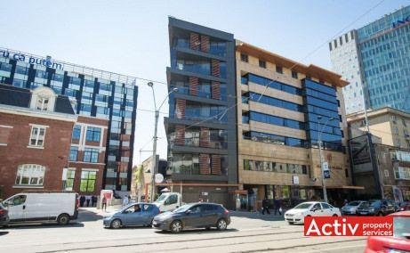 Avantgarde Office Building închirieri birouri centru Iancu de Hunedoara, fotografie fațadă