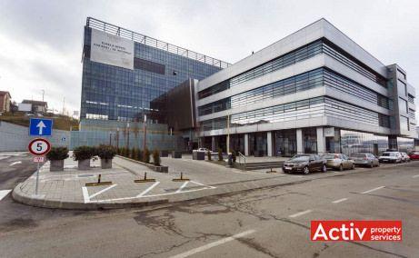 Novis Plaza închirieri spații birouri Cluj-Napoca perspectivă încadrare în zonă