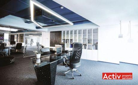 Băneasa Offices închiriere spații de birouri nordul Bucureștiului vedere interior