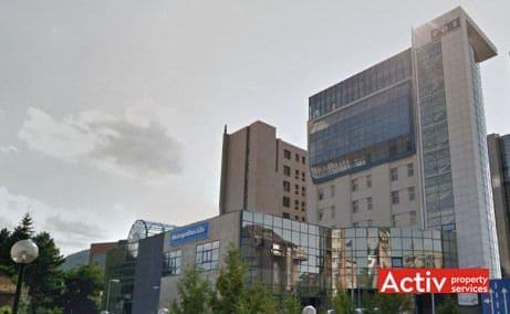Kogălniceanu Offices închirieri spații birouri mici Brașov perspectivă de ansamblu