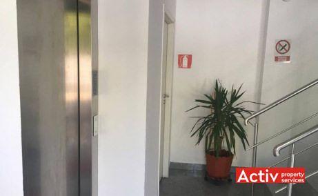 Valiug 32 închiriere spații de birouri nordul Bucureștiului vedere interior