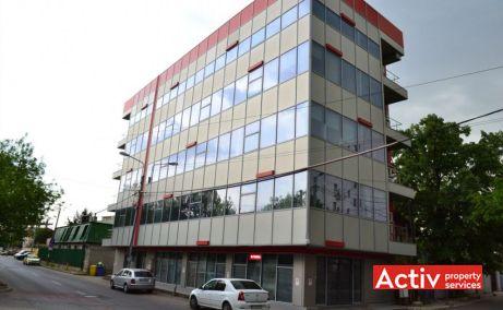 Valiug 32 spații birouri mici nord imagine exterioară din strada Biharia