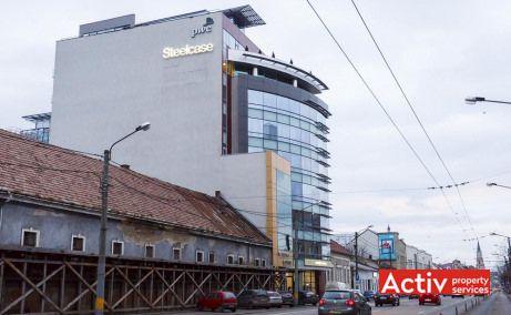 Maestro Business Center închirieri spații birouri Cluj-Napoca perspectivă încadrare în zonă