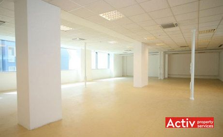 Maestro Business Center birou de închiriat centru Cluj-Napoca imagine interior open space
