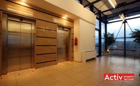 Maestro Business Center spațiu de birouri zona centrală Cluj-Napoca fotografie de interior