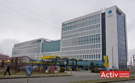 Vox Technology Park închiriere birouri Timișoara nord imagine exterioară a clădirii