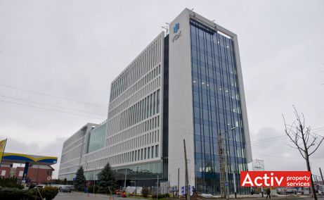 Vox Technology Park birou de închiriat în zona nord Timișoara vederere de ansamblu