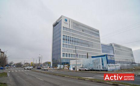 Vox Technology Park spații de birouri Timișoara imagine din calea Torontalului