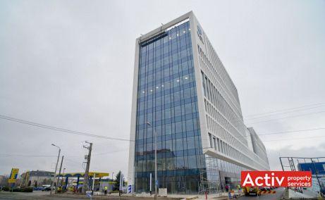 Vox Technology Park birouri de închiriat Timișoara vedere fațada clădirii