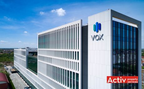 Birouri de închiriat în Vox Technology Park
