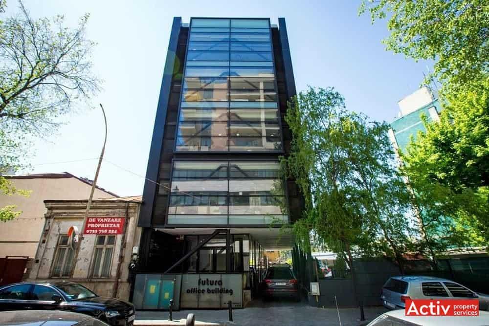 ... Futura Office Building închiriere Clădire De Birouri Zona Centrală,  Vedere Fațada ...