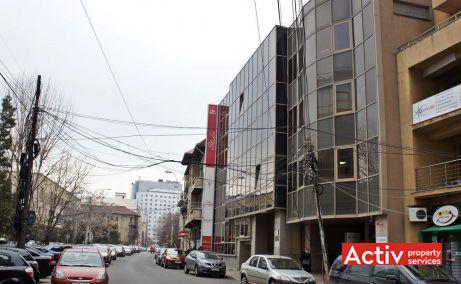 Dr. Felix 57 închiriere birouri mici zona centrală Victoriei fotografie din strada Dr Felix