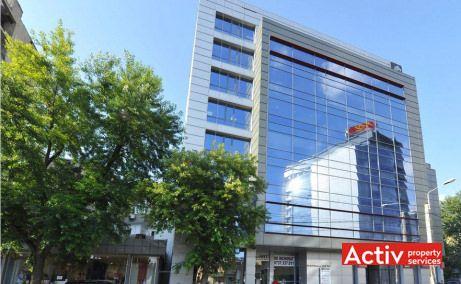 Dacia Business Center închiriere birouri mici zona centrală fotografie din bd Dacia