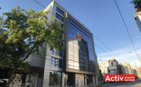 Dacia Business Center spațiu de birouri perspectivă încadrare în zonă bd Dacia