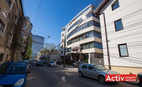 Dr. Felix 17-19 spațiu de birouri centru Piața Victoriei perspectivă încadrare în zonă