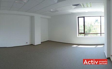 Ibiza Business Center închiriere birouri mici centru București fotografie interior