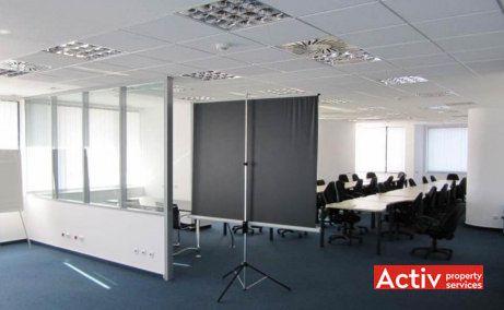 Lamda Med Office Building birouri de închiriat București zona nord fotografie interior