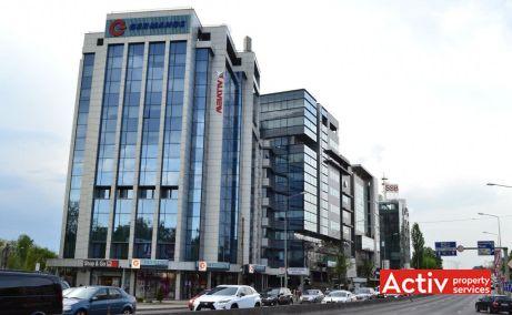Lamda Med Office Building spațiu de birouri zona nord vedere de ansamblu a clădirii