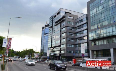 Lamda Office Building, vedere zpna de birouri