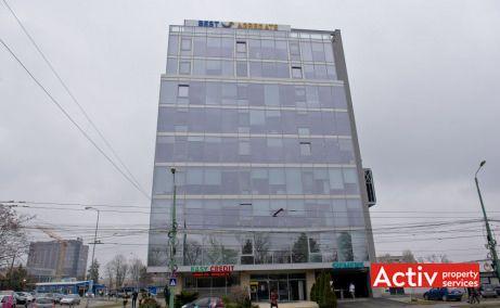 AGN Business Centre închirieri birouri centru Timișoara, fotografie de ansamblu