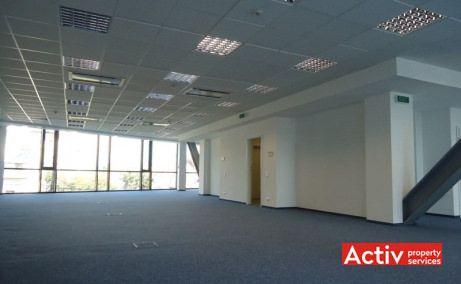 Delea Veche 24 spațiu de birouri mici zona centrală, fotografie interior open space