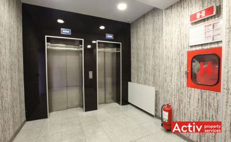 Delea Veche 24 birou de închiriat centru București imagine interior lift