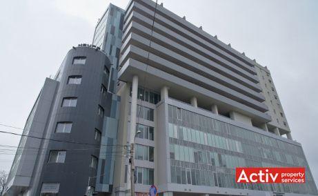 Fructus Plaza închirieri spații birouri Timișoara imagine de ansamblu