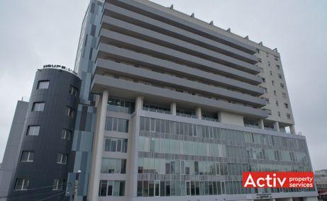 Fructus Plaza spații de birouri Timișoara Gheorghe Lazar vedere generală