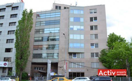 Băneasa Business Center închiriere birouri nord vedere din Șoseaua București-Ploiești DN1