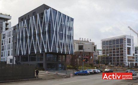 Teodor Mihali Office Building închirieri spații birouri Cluj-Napoca imagine din strada Teodor Mihali