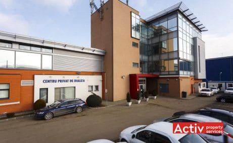 ARNAV închiriere birouri Cluj-Napoca vedere exterioară a clădirii