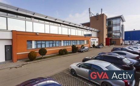 ARNAV spații de birouri Cluj-Napoca imagine laterală parcare