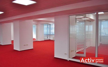 IBC Modern închiriere birouri centru Piața Universității imagine interioară