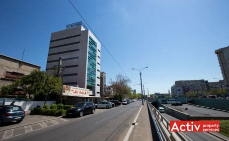 Mihai Bravu 215 închiriere birouri metrou Muncii perspectivă încadrare în zonă
