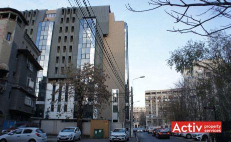 Decebal Tower spațiu de birouri mici centru Unirii - Alba Iulia perspectivă zonă
