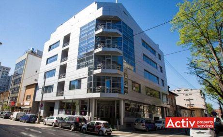 Dr. Felix 87 spații birouri zona centrală Piața Victoriei vedere fațadă