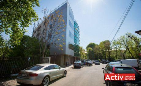 Jupiter House imagine din strada Sfinții Voievozi - oferă spații de birouri centru în București zona metrou Piața Romană