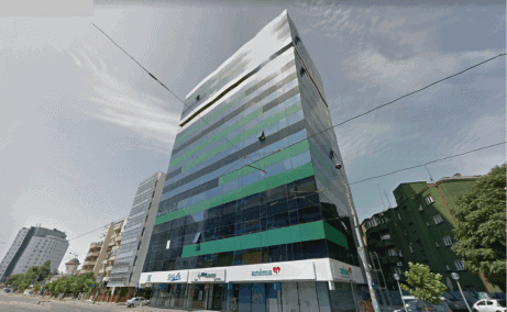Cube Offices Victoriei