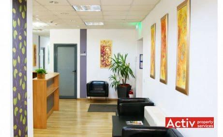 Cube Offices Victoriei închiriere birouri centru Piața Victorie imagine interior