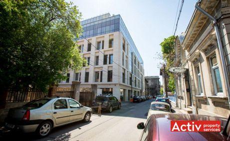 The Landmark vedere stradală Strada Vasile Alecsandri nr. 6 Bucureşti, spații birouri centru