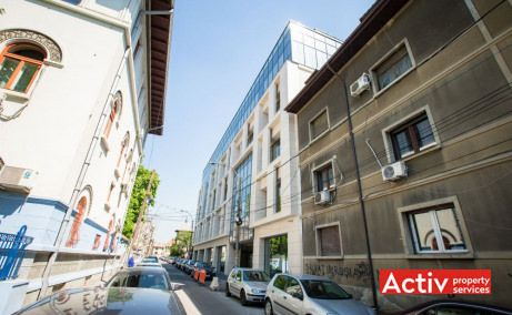 The Landmark inchiriere birouri zonă centrală Bucureşti aproape de Piața Victoriei și 300 metri de Piața Romană