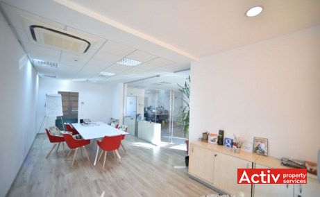 Tomis Business Center interior design modern - spații birouri mici în strada Mircea cel Bătrân Constanța, zonă centrală
