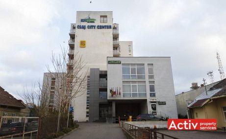 Cluj City Center închirieri birouri centru în zona centrală pe Calea Dorobanților Cluj Napoca, ofertă actualizată 2018