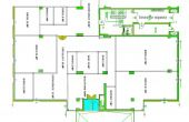 Cluj City Center plan clădire - spații de birouri în zona centrală Cluj-Napoca