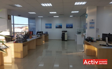 Mamaia 171, inchiriere birouri in Constanta, vedere etaj 3 zona open space