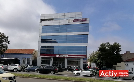 Mamaia 171, birouri de inchiriat in Constanta, vedere bulevard
